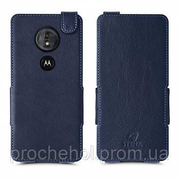 Чехол флип Stenk Prime для Motorola Moto G6 Play Синий