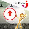 Щоденні підняття в гору списку на дошці оголошень Let-Know на 1 місяць