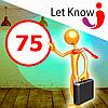 Преміум розміщення 75 позицій на дошці оголошень Let-Know на 1 місяць
