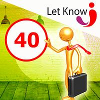 Преміум розміщення 40 позицій на дошці оголошень Let-Know на 1 місяць