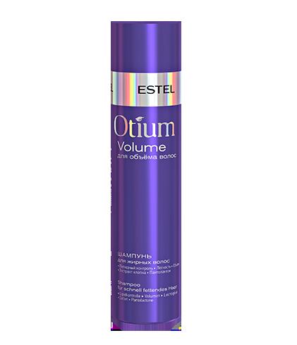 Шампунь для обьема жирных волос ESTEL Otium Volume