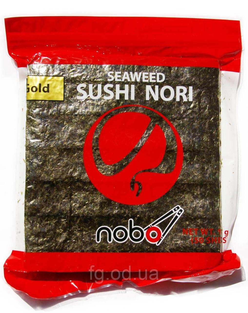 Нори (Gold) Водоросли для суши, 50 листов