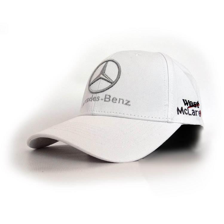 Автомобильная бейсболка Mercedes Benz Sport Line - №2090