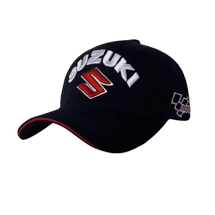 """Кепка з логотипом авто """"Сузукі"""" Sport Line - №5159"""