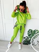 Женский спортивный костюм яркие цвета