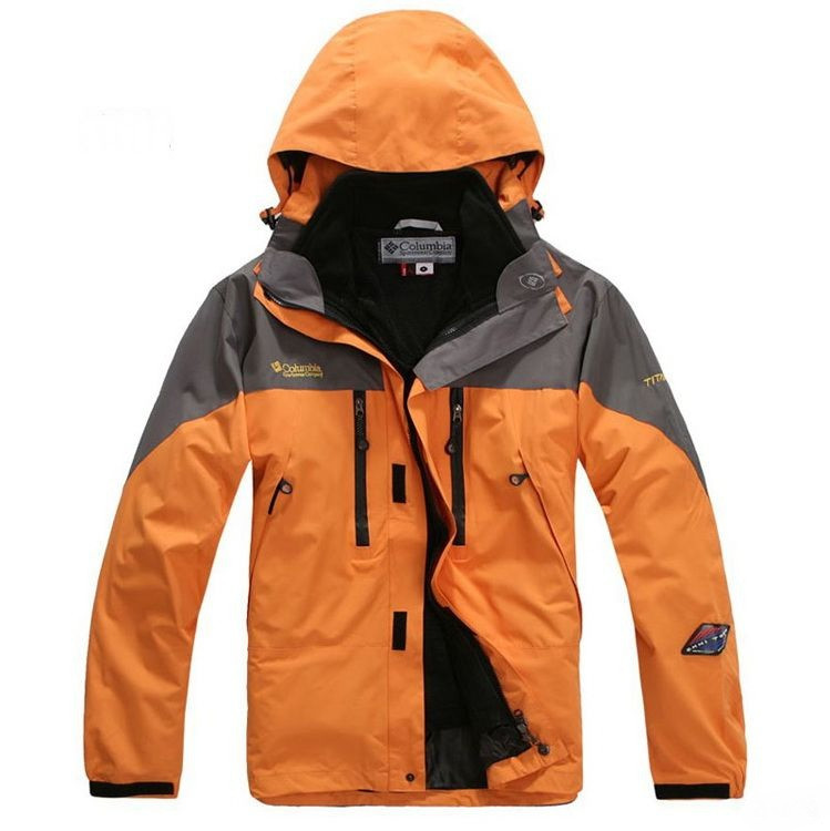 Мужская куртка COLUMBIA TITANIUM OmniTech 3в1. Куртки. Верхняя одежда.  Мужские модные куртки. Код  КСМ228 dbeb81df5d4b4