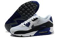Кроссовки мужские Nike Air Max 90 Essential (Оригинал), кроссовки найк аир макс 90, белые кроссовки nike