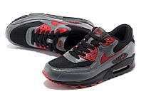 Кроссовки мужские Nike Air Max 90 (Оригинал), кроссовки найк аир макс 90 серые, кроссовки мужские nike