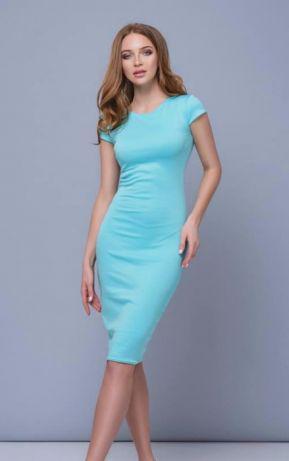 Платье женское  футляр длинна 1 метр от производителя 42 44 46 48 50 Р