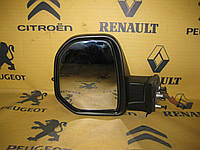 Зеркало боковое левое CITROEN BERLINGO B9 Peugeot Partner (2008-2012)