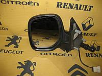 Зеркало боковое левое CITROEN BERLINGO Peugeot Partner (1999-2008)