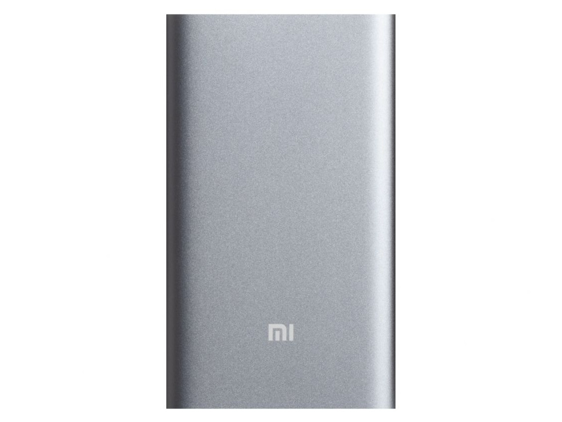 Умб Портативное Зарядное Устройство Power Bank 10000 Mah Pro Plm03Zm Серый (М1)