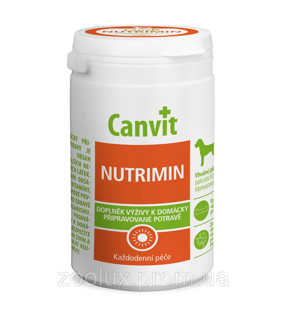 Canvit Nutrimin для собак 230 гр.