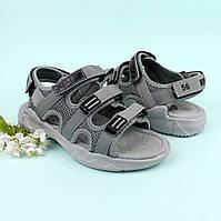 Спортивные сандалии на липучках на мальчика бренд Tomm размер 34,36, фото 1