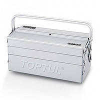 Ящик для инструмента  5 секций  470(L)x220(W)x350(H)mm  TBAC0501 (Toptul, Тайвань)
