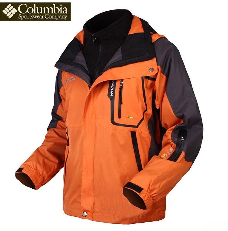 8e76d77afab9 Мужская куртка COLUMBIA TITANIUM Gore-Tex. Куртки. Верхняя одежда. Мужские  модные куртки