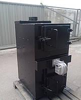 Котёл пиролизный твердотопливный Экомер 30 кВт