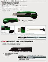 Набор лезвий к ножу (SCAC1817) SCAB18A0 (Toptul, Тайвань)