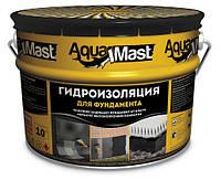 Мастика битумная AquaMast 10 кг РБ