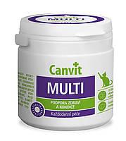 Canvit Multi для кошек и котов 100 таблеток