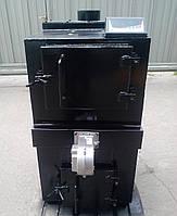 Котёл пиролизный твердотопливный Экомер 40-60 кВт, фото 1