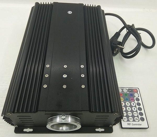 LED проектор 75W RGBW, с пультом управления для хаммама