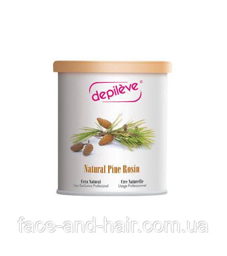 Натуральный сосновый воск Depileve NATURAL WAX CAN 800 гр