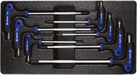 Набор отверток TORX с Т-образной ручкой, 7 предметов AmPro T22903