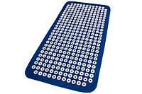 Акупунктурный коврик для тела Универсал 40 х 80 см Синий