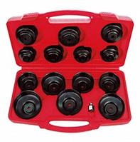 Набор сьемников масляных фильтров , 14 предметов AmPro T75871