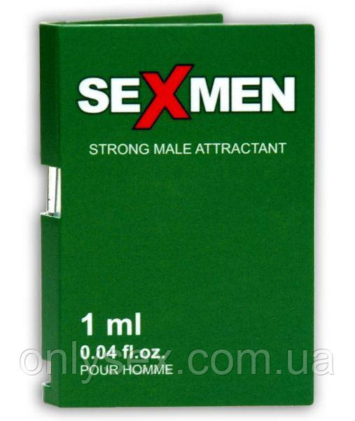Пробник Aurora Sexmen Strong for men, 1 мл