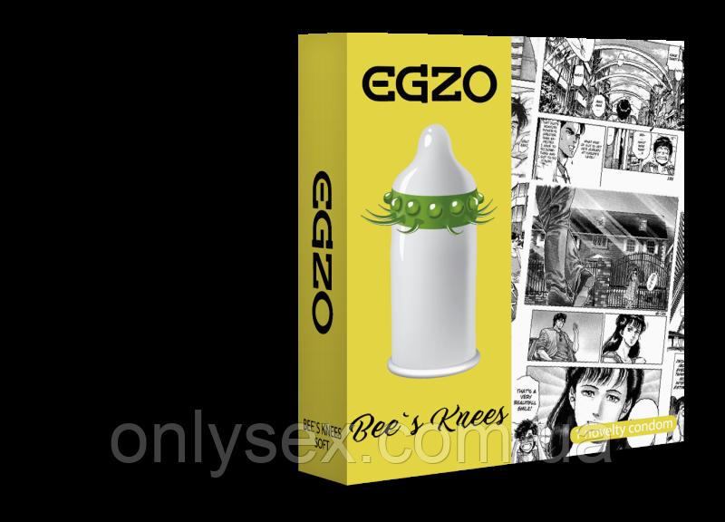 Презервативы EGZO Bees Knees