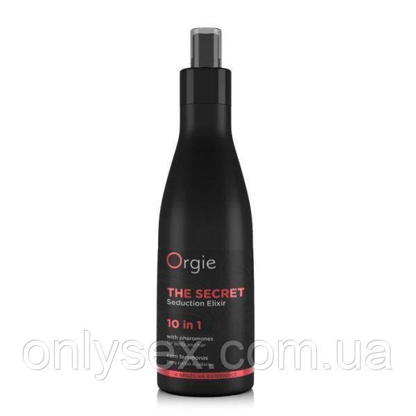 Бальзам для волос и тела с феромонами и афродизиаками «THE SECRET «10 в 1 Orgie