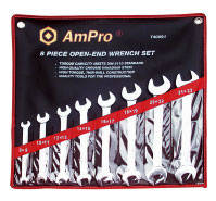 Набор ключей рожковых (6-32мм),12 предметов AmPro T40592