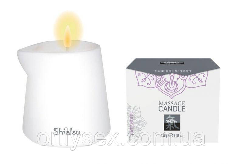 Масажна свічка SHIATSU Пачулі, 130 гр