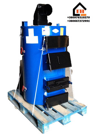 """Котел для водяных систем отопления """"Idmar CIC мощностью 50 кВт"""" (Идмар СИС), фото 2"""