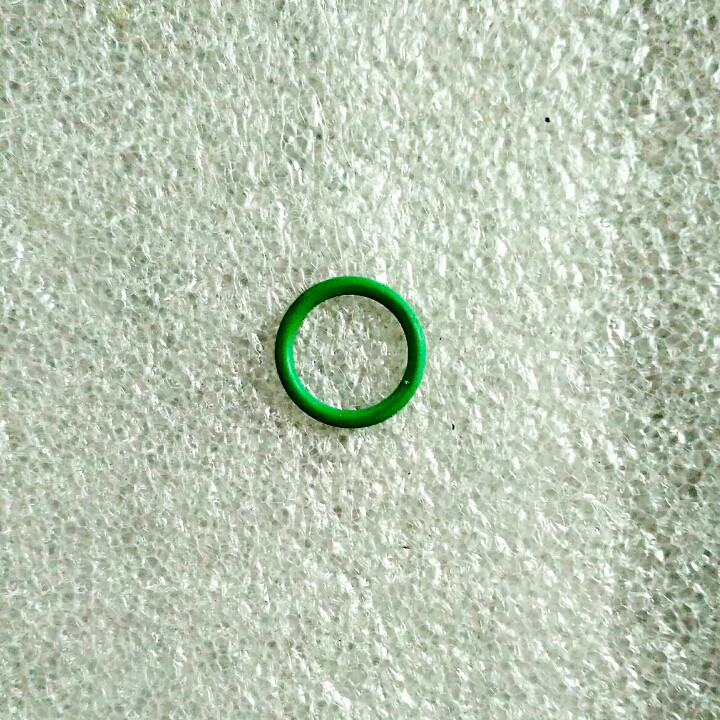 Кольцо плунжерной пары ТНВД КамАЗ (зелёное)