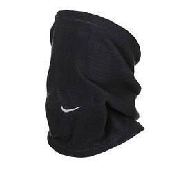 Горловик Баф Nike флисовый темно синий (319507)