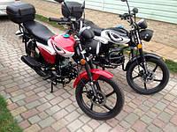 Мотоцикл 8 л.с. красный Forte ALFA NEW FT125-K9A (78315)