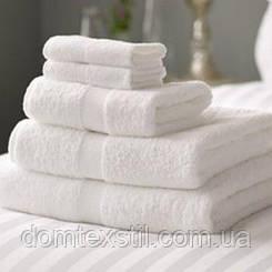 Полотенце белое махровое 100% хлопок для рук.Турция