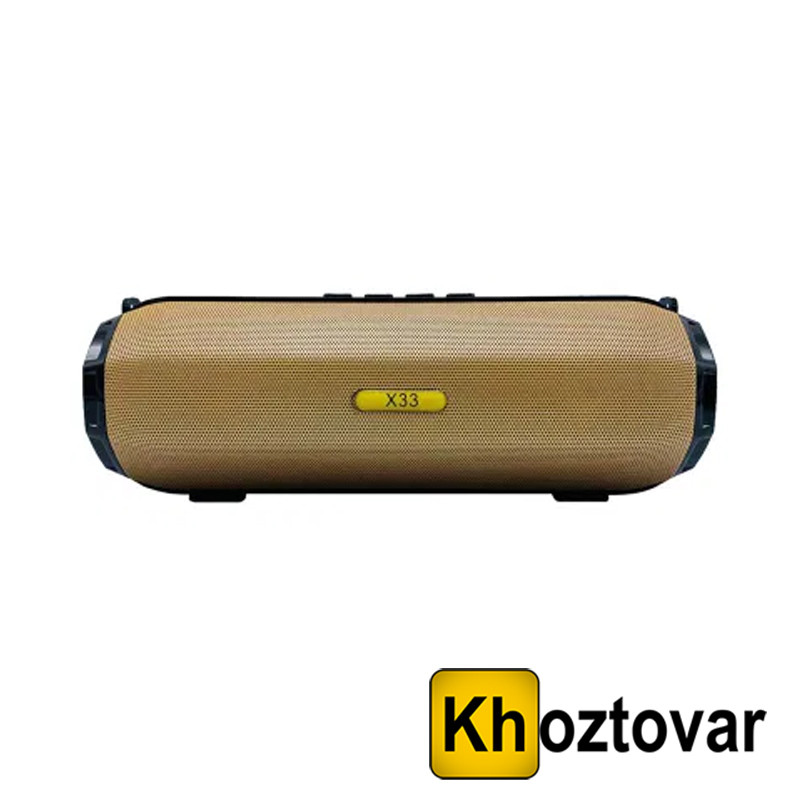Портативная Bluetooth колонка JBL X-33
