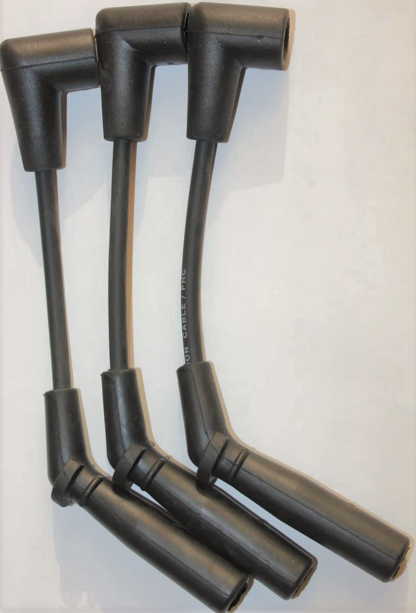 Провода высоковольтные силикон Матиз 0,8 MPI под модуль VALEO Корея