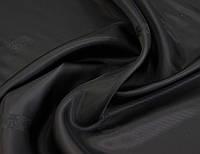 Подкладочная ткань вискозная черная Max Mara MI 9
