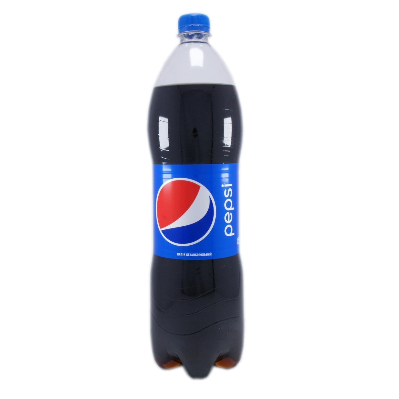 """Напій газований """"Pepsi""""  1,5л"""