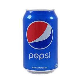 """Напій газований """"Pepsi"""" 0,33л"""