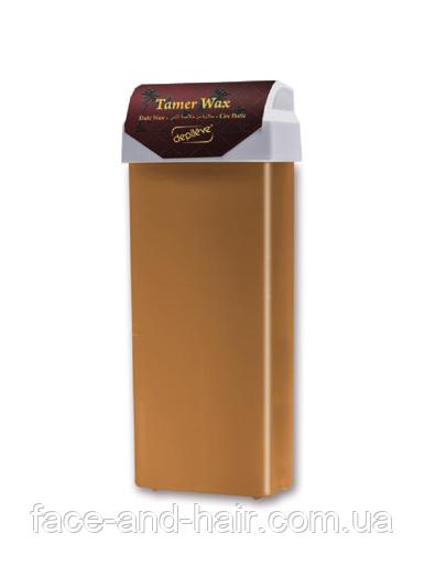 Воск с экстрактом плодов финиковой пальмы в кассете с роликовой головкой Depileve TAMER WAX ROLL 100 мл