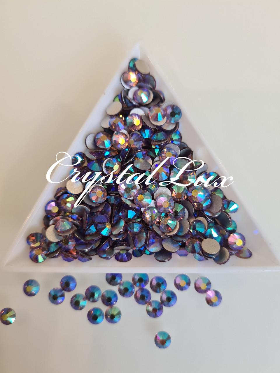 """Стразы ss20 Lt.Amethyst AB, 1400шт, (4,6-4,8мм) """"Crystal Premium"""""""