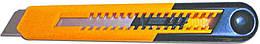 Ніж трафаретний, 18 мм, автофіксатор, 4514, NORMA