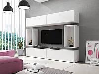 Вітальня Roco 1 білий (модульні меблі) (Cama)