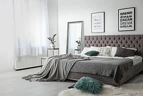 Кровать Кембридж Стандарт ткань Missoni 008, 90х190 (Richman ТМ)
